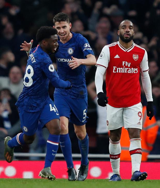 Arsenal s'effondre devant Chelsea pour les débuts d'Arteta