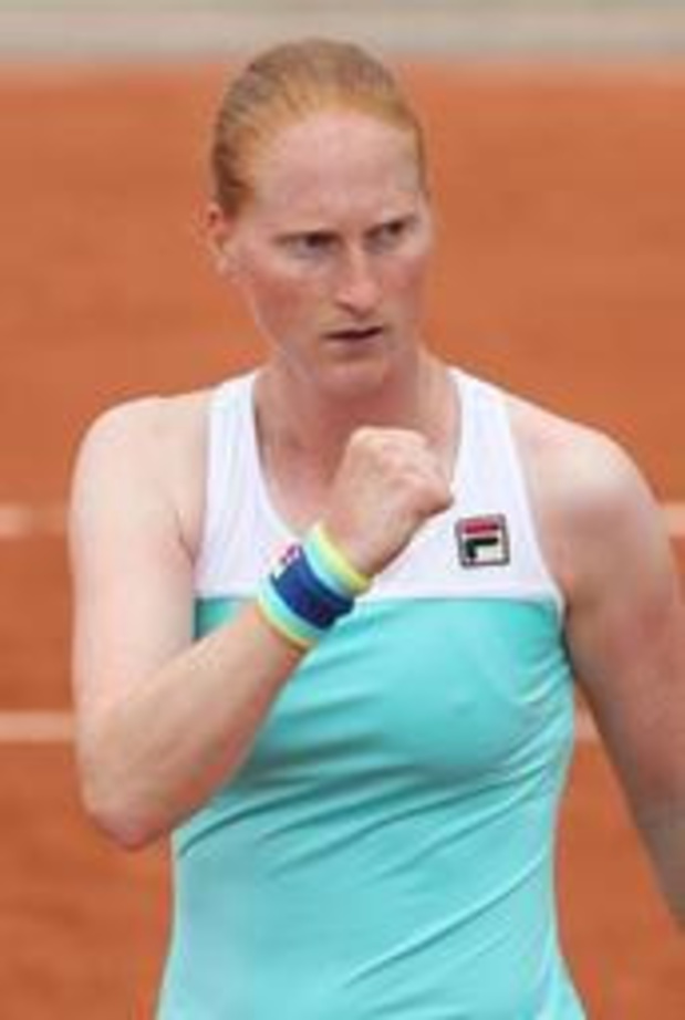 Alison Van Uytvanck éliminée au deuxième tour à Majorque