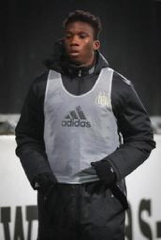 Jupiler Pro League - Waasland-Beveren leent Olivier Dhauholou van Anderlecht