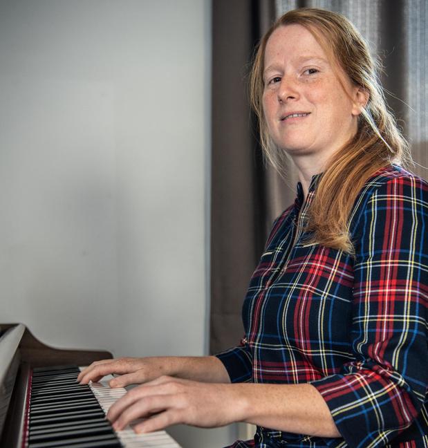 Davina Vanwijnsberghe en Jeugdkoor Bosmolens maken zich al op voor 'Alice in Wonderland'