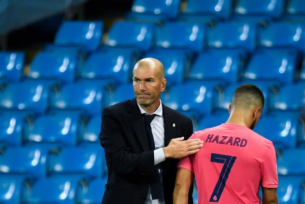 Eden Hazard entame-t-il déjà sa dernière saison au Real ?