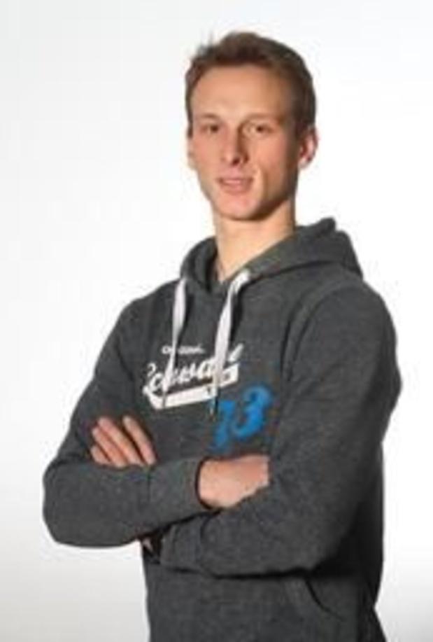 Martin Maes, vice-champion du monde en VTT, suspendu 90 jours pour dopage non-intentionnel