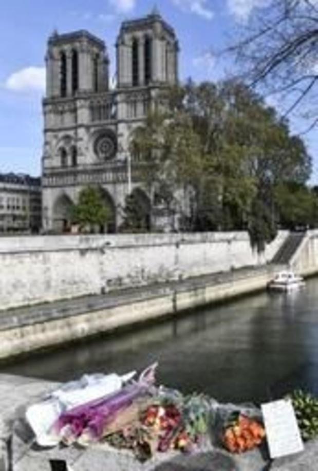 """Il reste """"trois points de fragilité majeurs"""" à la cathédrale Notre-Dame"""