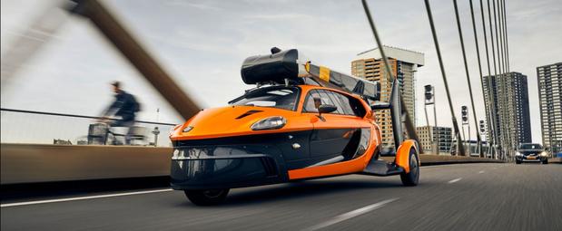 Une voiture volante autorisée à circuler aux Pays-Bas