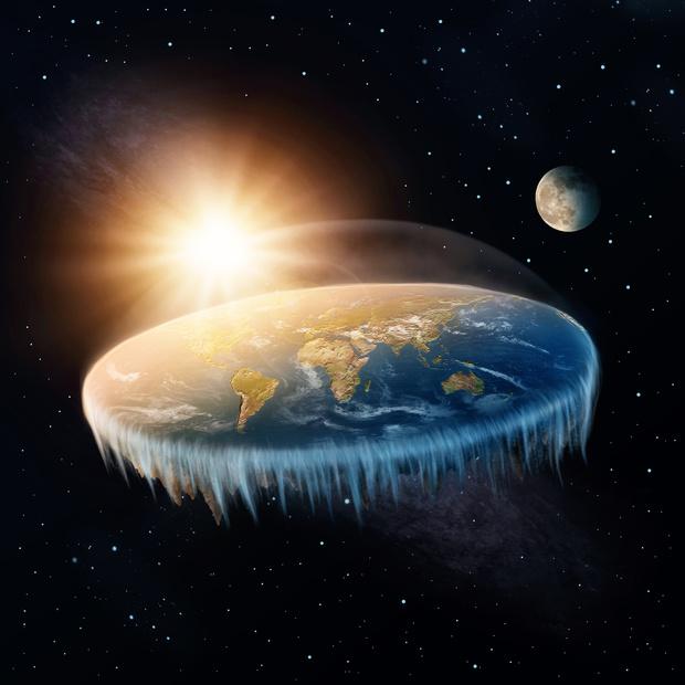 """""""Les théoriciens de la Terre plate se répandent tout autour du globe"""""""