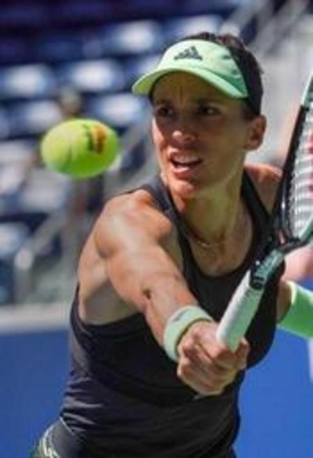 """US Open - Petkovic, prochain 'adversaire de Mertens: """"J'espère avoir une meilleure chance sur dur"""""""