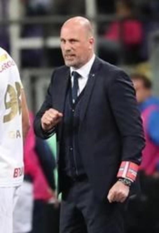 Jupiler Pro League - Racing Genk heeft genoeg aan gelijkspel op Anderlecht voor vierde landstitel