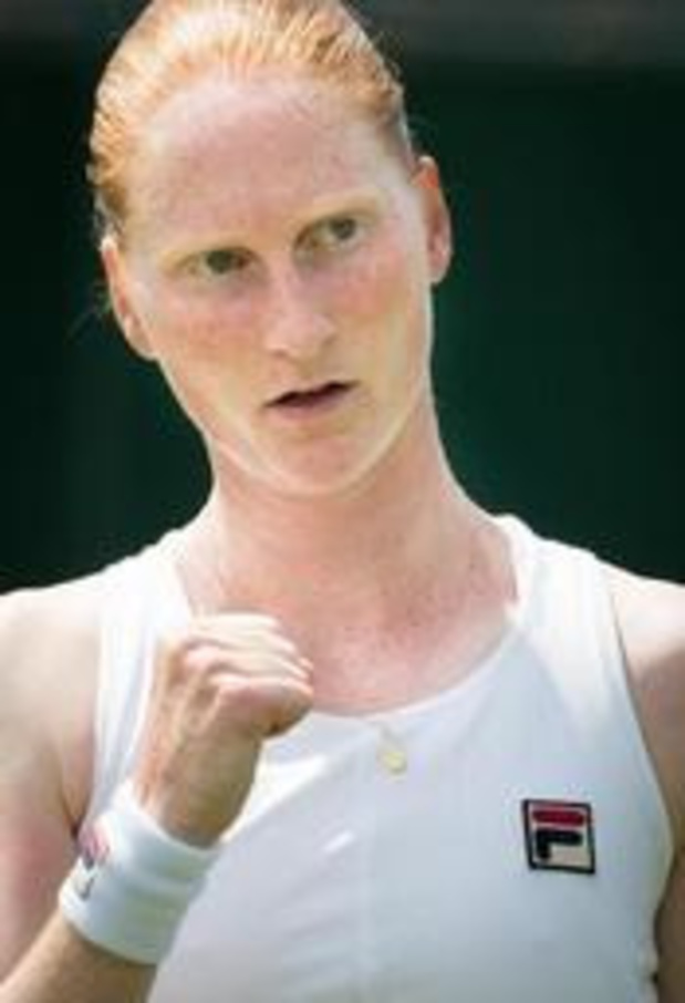 """Wimbledon - Van Uytvanck treft nummer één Barty in tweede ronde: """"De Federer van het vrouwentennis"""""""