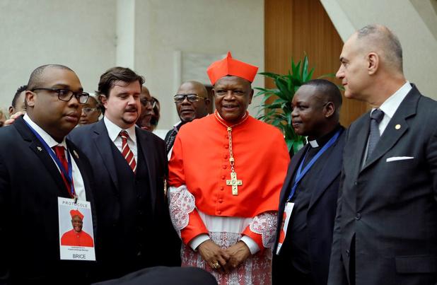 Kardinaal hekelt machthebbers Congo: '60 jaar oorlogsgeweld en leugens'