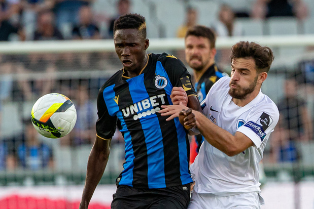 Kossounou quitte le FC Bruges pour Leverkusen pour un montant record