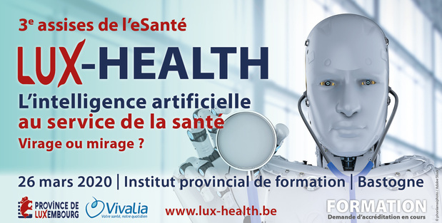 L'intelligence artificielle aux assises de l'eSanté