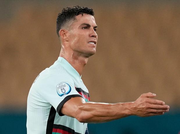 Manchester United betaalde Juventus 15 miljoen euro voor Cristiano Ronaldo