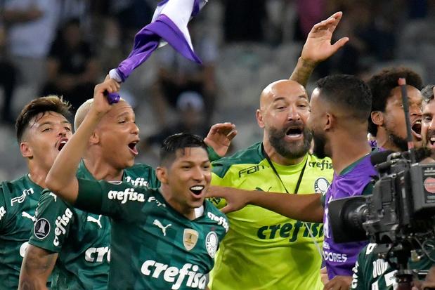 Copa Libertadores: Palmeiras premier finaliste