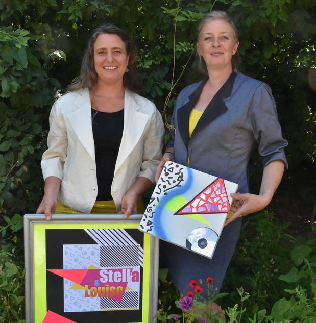 Stella & Louise serveert dansbaar muzikaal aperitief in Bissegem