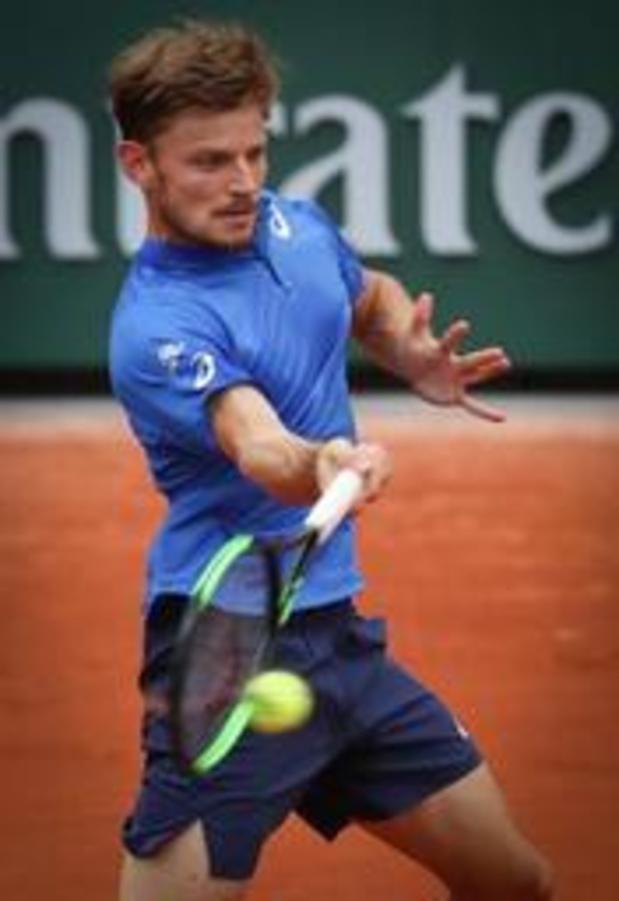 """Roland Garros - Goffin treft Serviër Kecmanovic in tweede ronde: """"Zal hem veel moeten doen bewegen"""""""