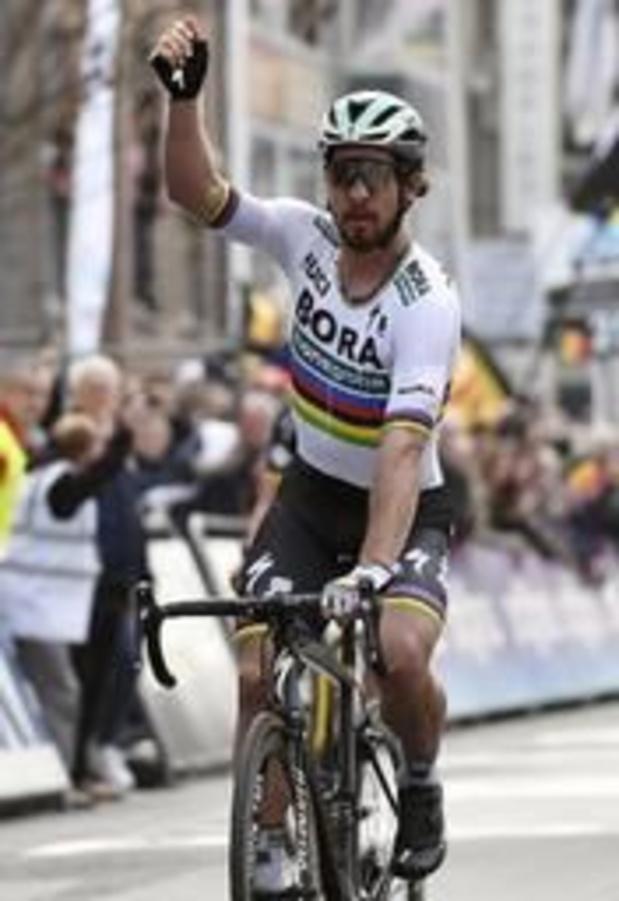 Gent-Wevelgem - Peter Sagan kan zondag alleen recordhouder worden