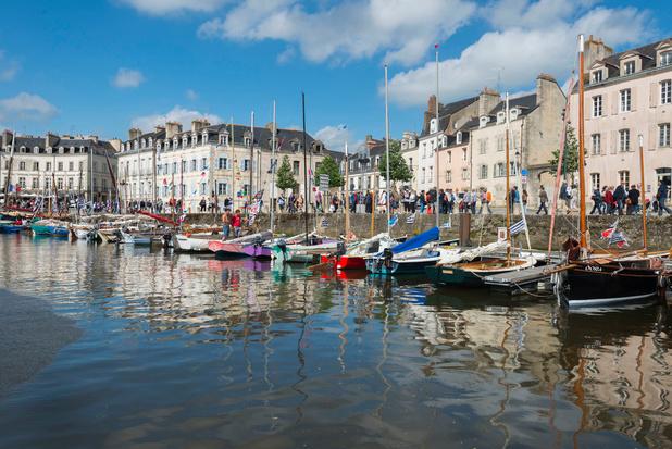 Vannes, la douceur de vivre citadine et portuaire à la bretonne