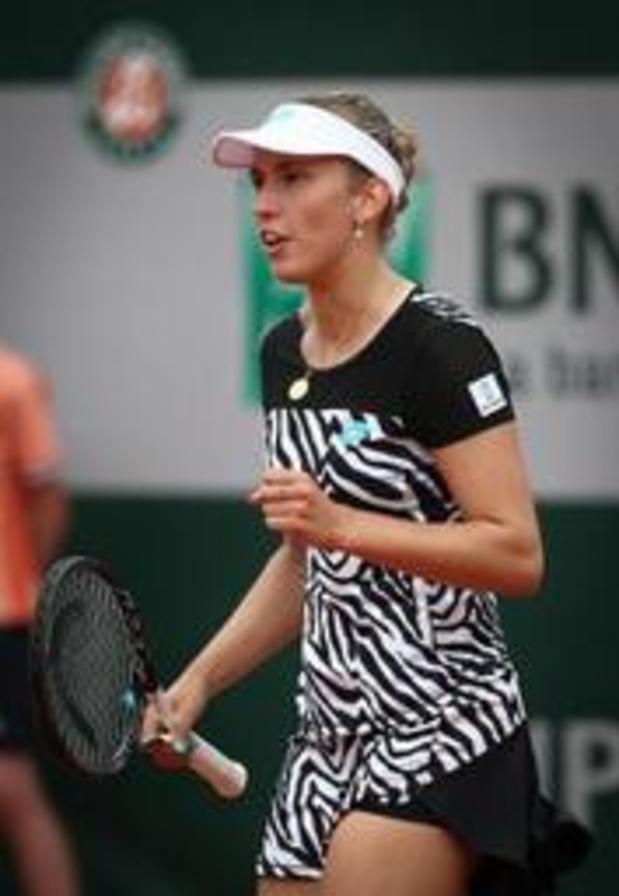 WTA Majorque: Elise Mertens éliminée en quarts de finale du double