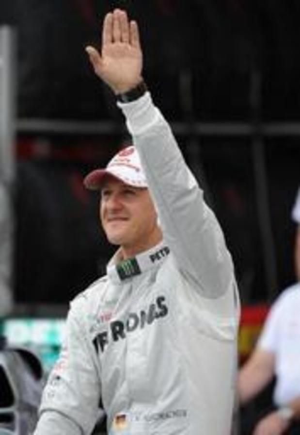 Michael Schumacher transféré à Pompidou à Paris pour un traitement 'top secret'