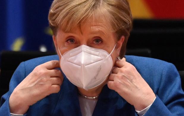 Covid: l'Allemagne dépasse les 40.000 morts, le pire reste à venir selon Merkel