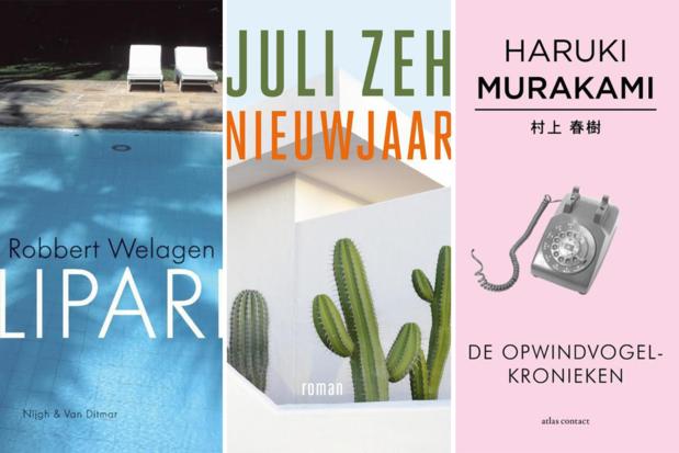 Van Murakami tot Pfeijffer: de tien ultieme zomerboeken van boekenjournalist Roderik Six