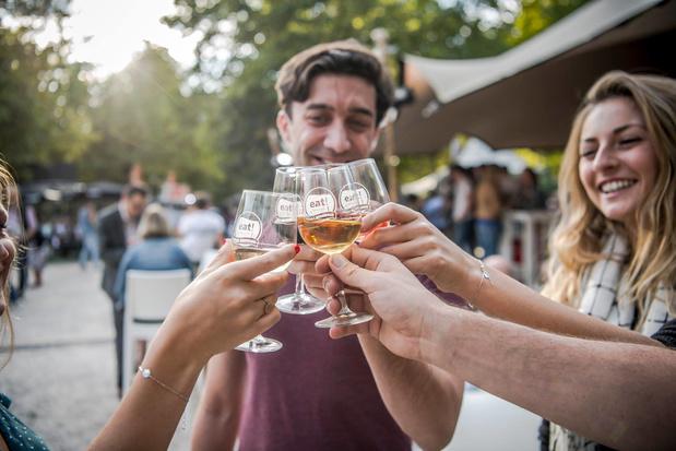 Brusselse chef-koks en wijnbouwers uit Bordeaux verzamelen voor eet- en drankfestijn