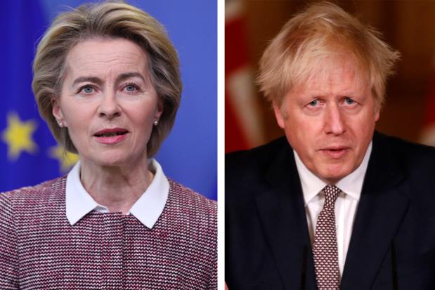 Brexit: Europese Commissie en Verenigd Koninkrijk bereiken handelsakkoord