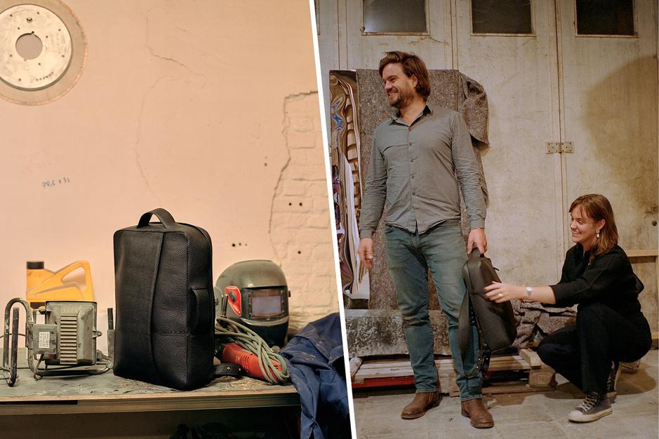 Lies Mertens lanceert eerste tassen voor mannen: 'Ontwerpen zaten al twee jaar klaar'