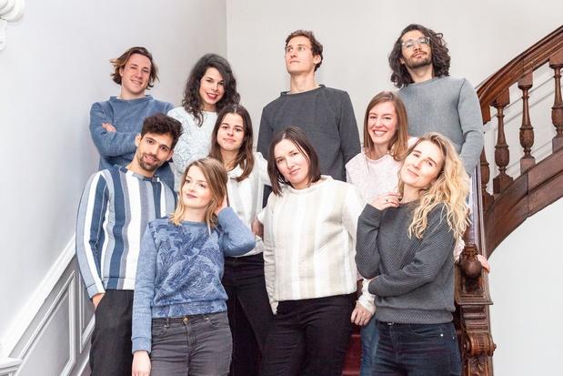 Gentse Studio Ama tovert restmateriaal om in sweaters: 'Mode dicht bij de dragers brengen is mijn doel'