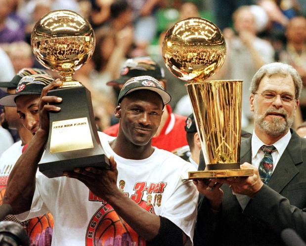 Quiz du jour : les champions de NBA