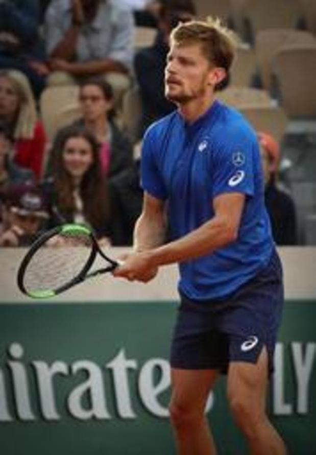 """Roland-Garros - Goffin face au Serbe Kecmanovic au 2e tour: """"Il faudra le faire beaucoup bouger"""""""