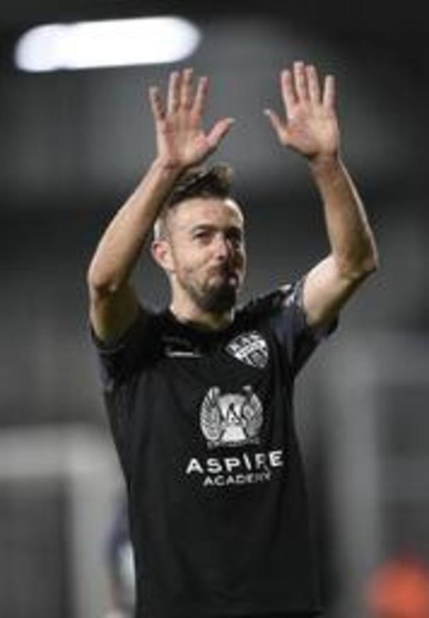 Luis Garcia (ex-Eupen) débutera sa carrière d'entraîneur avec les U19 du CF Damm