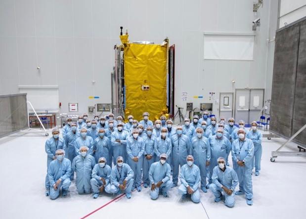 L'ESA lance un premier satellite réutilisable