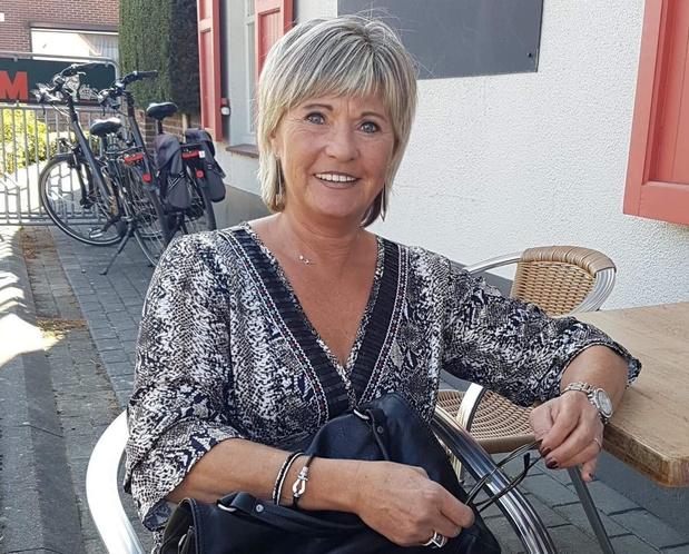 Christine Quisquater kijkt uit naar de heropstart van de markt in haar Nieuwpoort