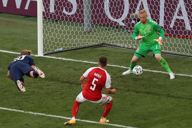 Euro 2021: la Finlande bat le Danemark dans un match marqué par le malaise d'Eriksen