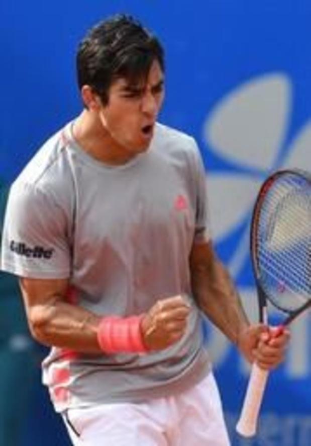 ATP München - Chileen Garin verovert eindzege
