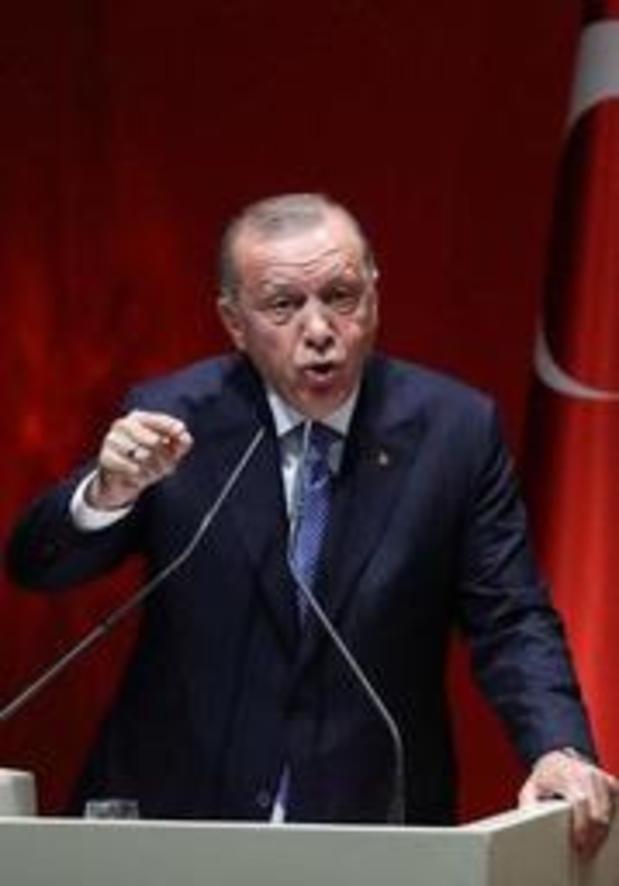Turkije zal alternatieven voor F-35's zoeken als VS ze niet willen verkopen, zegt Erdogan