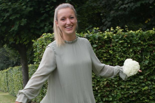 Jasmien Delancker uit Stavele beleeft romantische zomer
