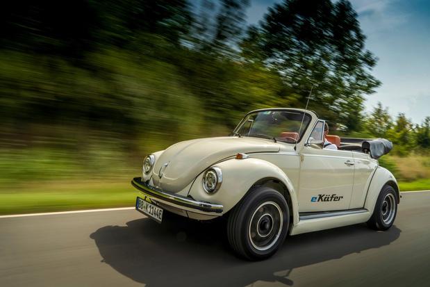 Klassieke VW Kever kan ook elektrisch
