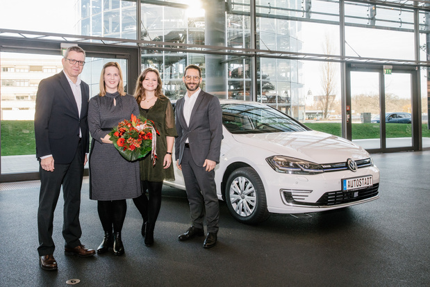 Volkswagen franchit le cap des 250.000 véhicules électriques vendus