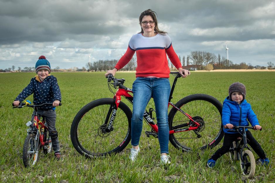 Grace Verbeke won 10 jaar geleden de Ronde van Vlaanderen