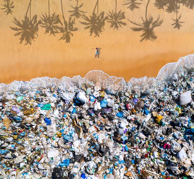 La production de déchets dans le monde: Infographie - Environnement - LeVif