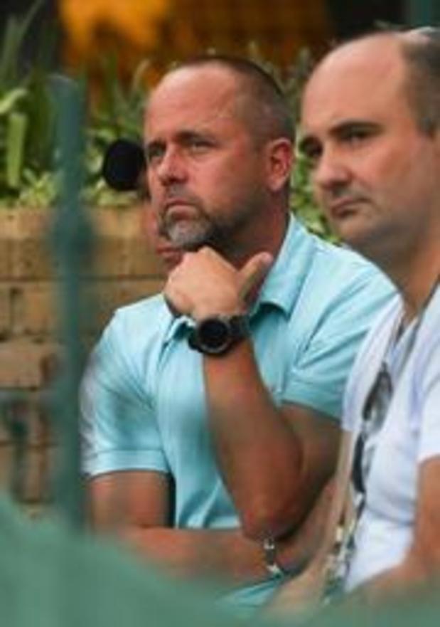 Philippe Dehaes nouveau coach de Monica Puig