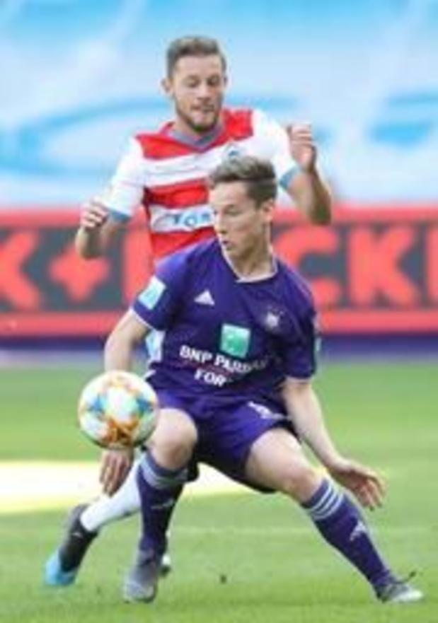 Antwerp - Genk, La Gantoise - Standard et Anderlecht - FC Bruges au menu de la 2e journée