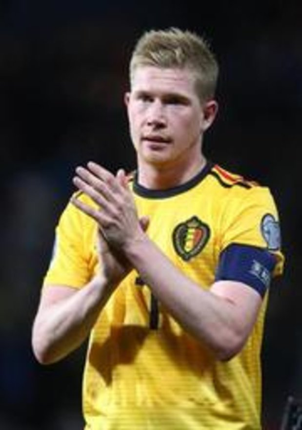 Rode Duivels - Rode Duivels virtueel geplaatst voor Euro 2020