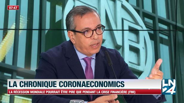 CoronaEconomics: le point sur les impacts économiques du coronavirus (vidéo)
