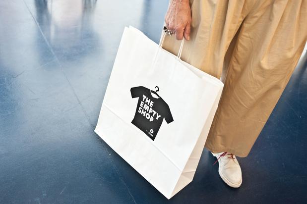 Oxfam organiseert opnieuw Empty Shop voor goede doel