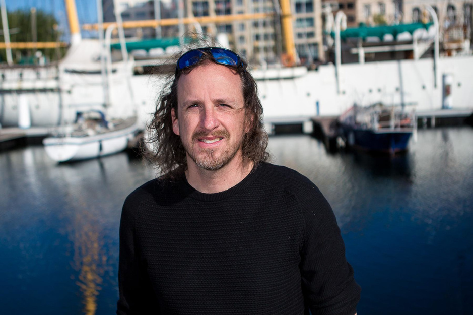 """Bruggeling Mathieu de Meyer is conservator van Raversyde: """"In Oostende mag je al eens zot doen"""""""