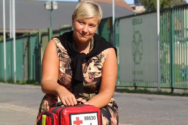 """Rode Kruis Waregem-Anzegem vraagt steun: """"Er komt te weinig binnen om de kosten te dragen"""""""