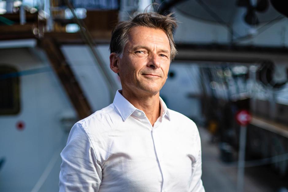 """Jan Seys is al meer dan twintig jaar actief bij het VLIZ: """"De zee is fantastisch"""""""